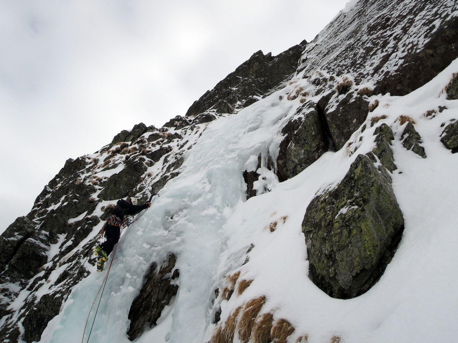 Dolný Šašov ľad