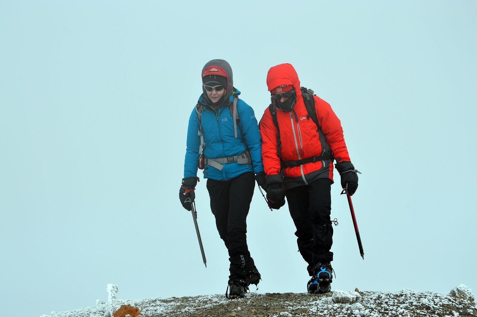 Konečne hore, Pico de Orizaba 5640 m
