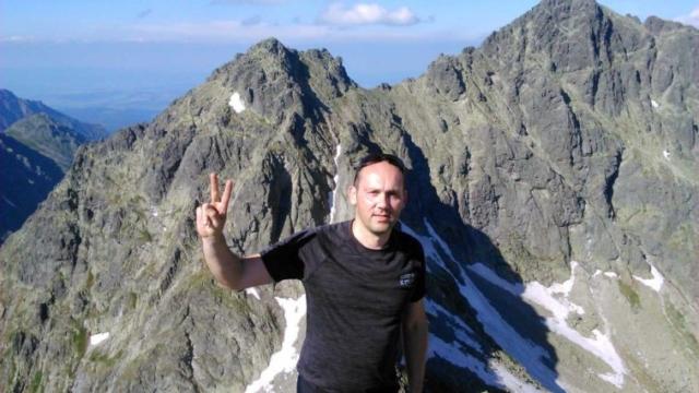 Martin na Kôprovskom štíte
