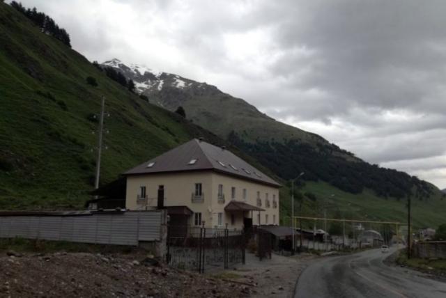 Naše ubytovanie - Penzión v dedine Terskoľ