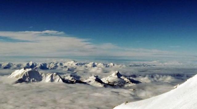 Aklimatizácia pred výstupom