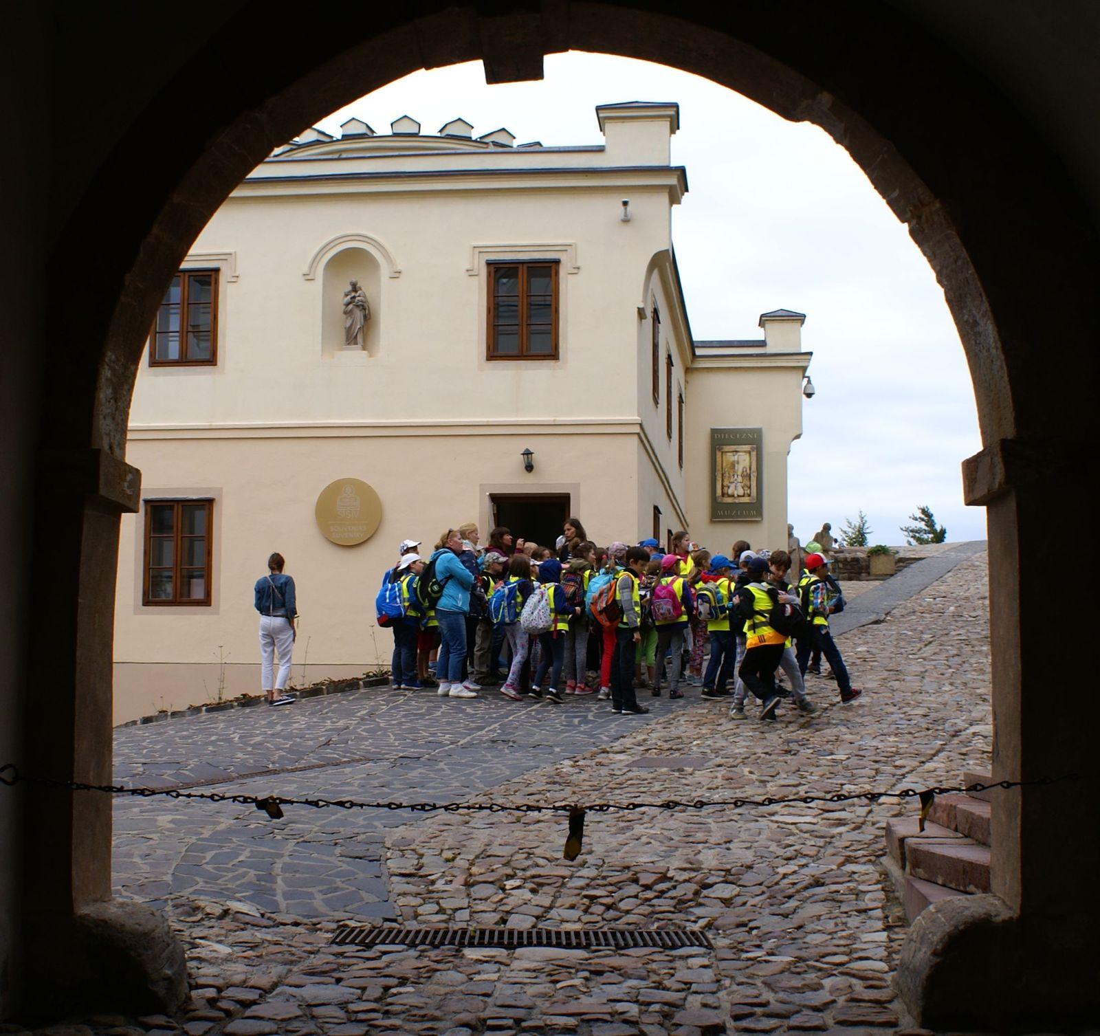 Nitriansky hrad. Viac fotiek v galérii
