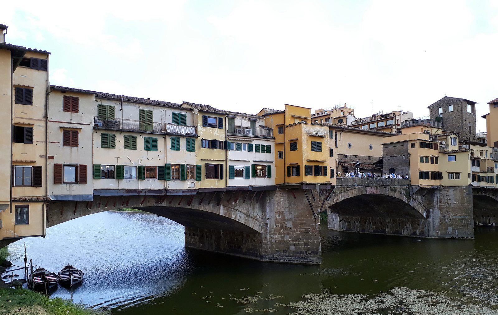 Ponte Vecchio (viac foto v galérii)