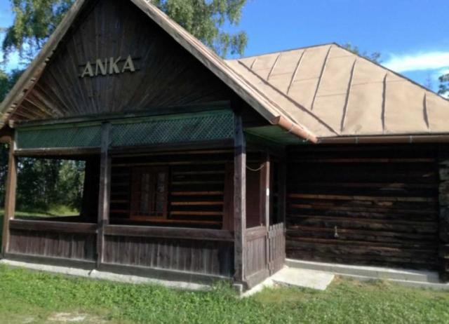 Poľovnícka chata Anka