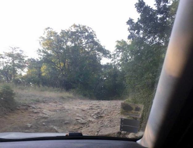 Cesta na Maslen Nos je miestami výživný offroad