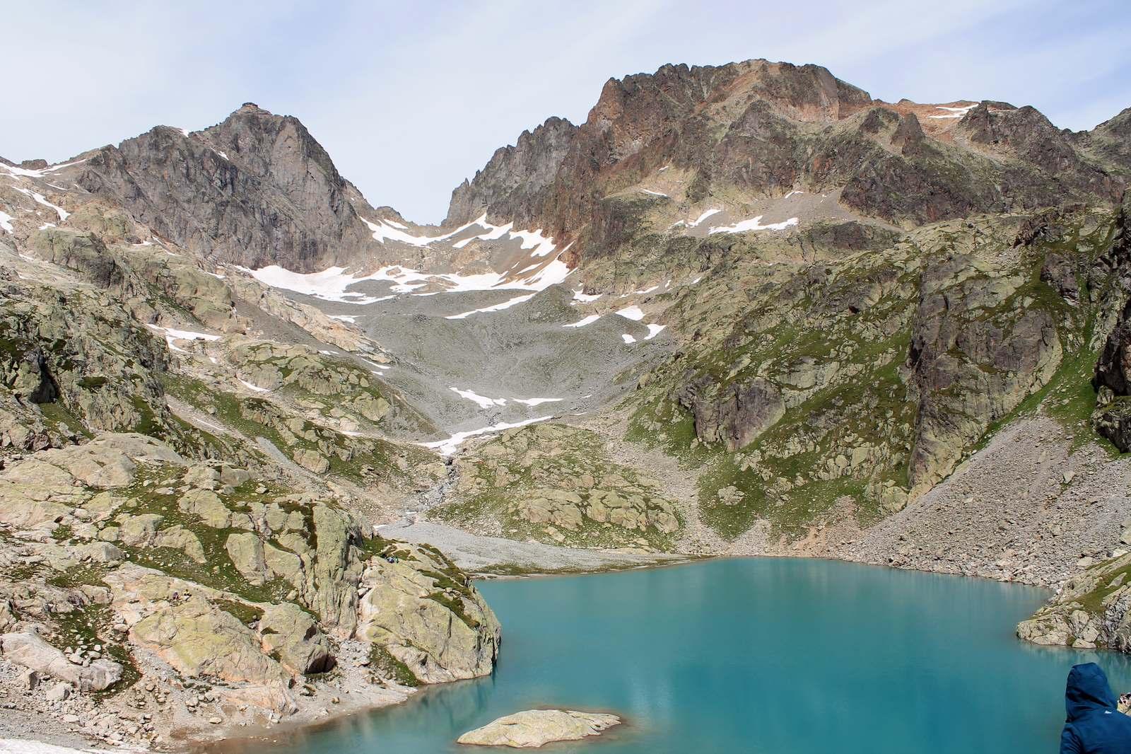 Lac Blanc (viac fotiek v galérii)