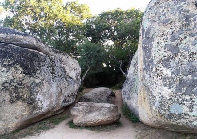Ochutnávka megalitov z Beglik Tašu (3)