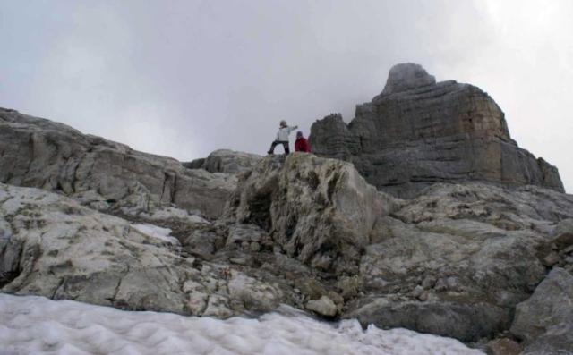 S Dachsteinom v pozadí