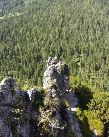 Kali klettersteig