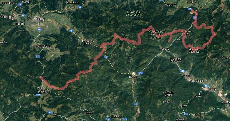 Trasa na mape - https://mapy.hiking.sk/?hpid=pfha9