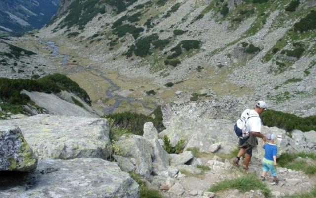 Dolina pod Maljovicou