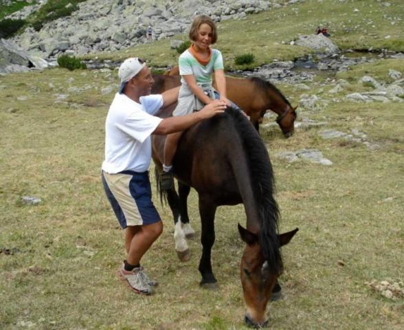 Kone pod Maljovicou