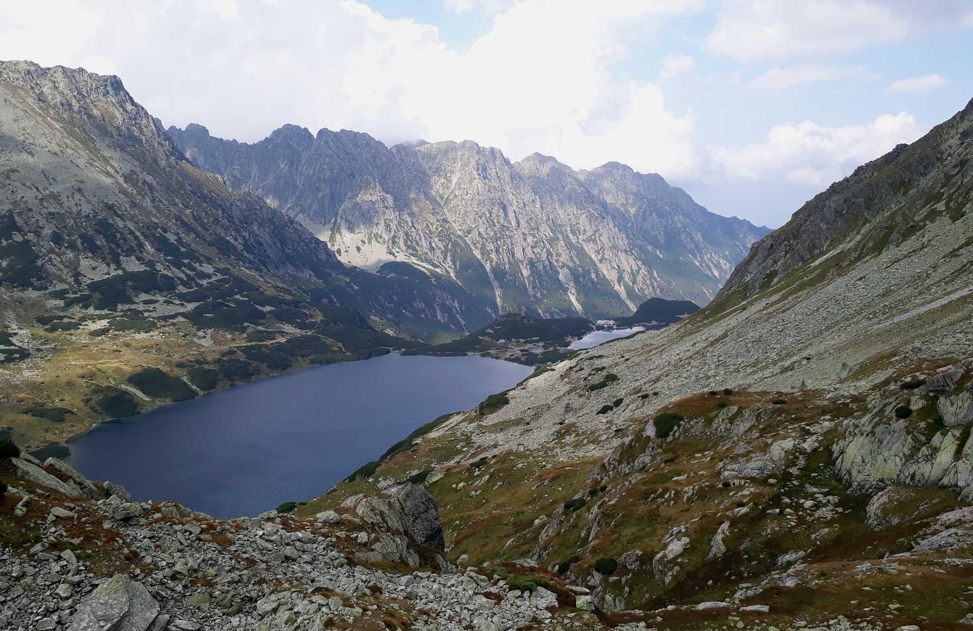 Dolina Piatich poľských plies