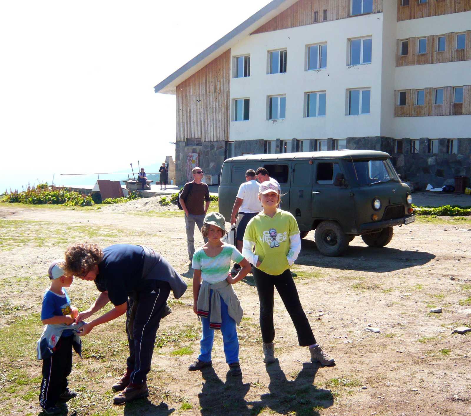 Planinarsko taksi a chata Rilské jazerá