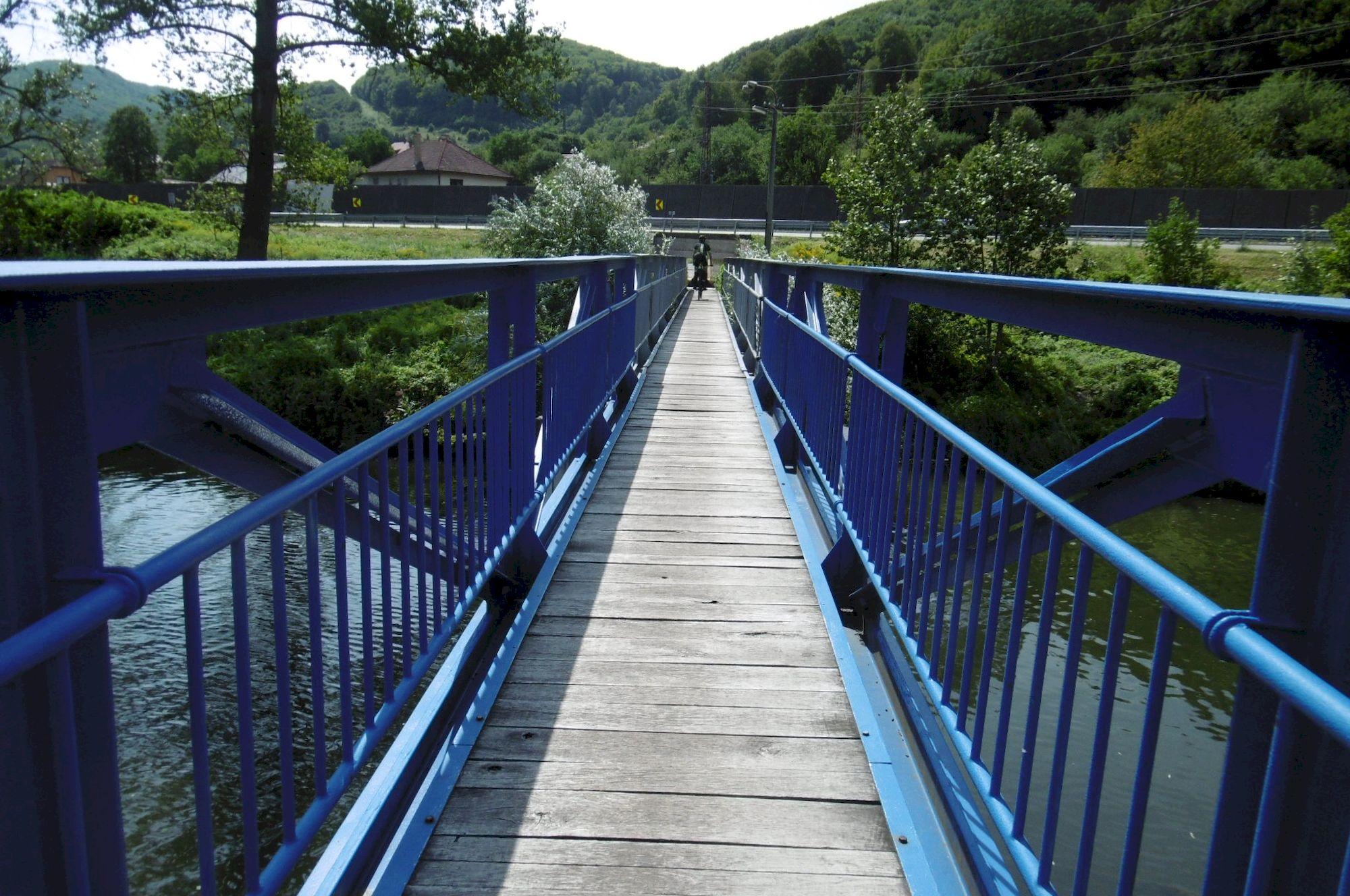 Most cez Hron Hronská Dúbrava – Hronská Breznica