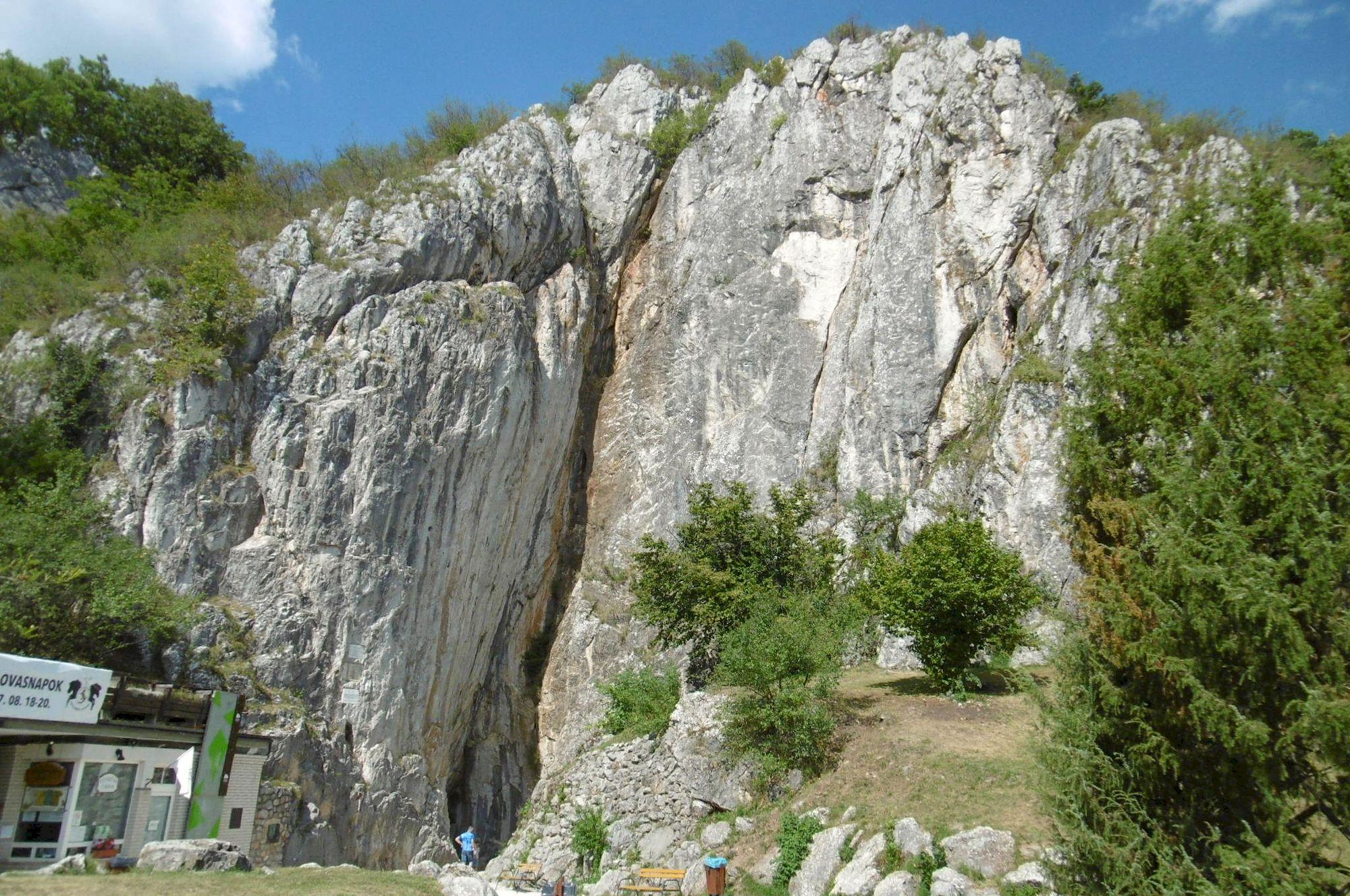 maďarská jaskyňa Baradla