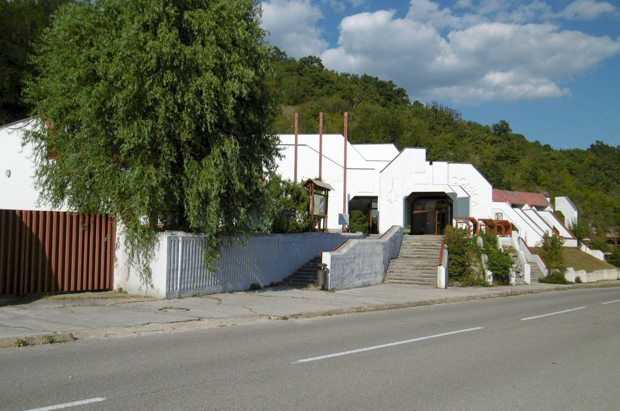 slovenská jaskyňa Domica