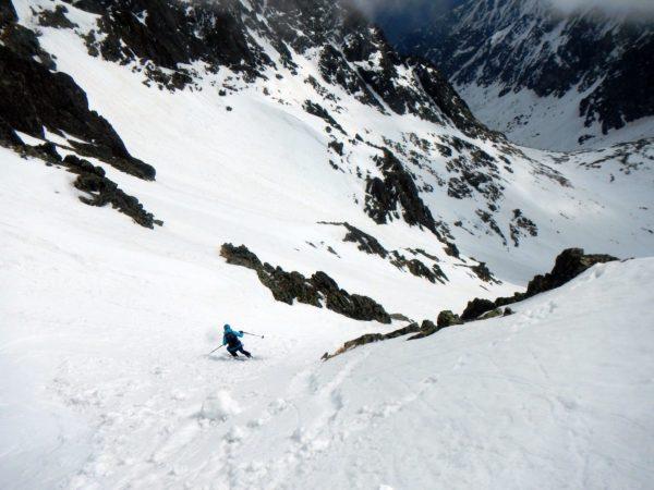 7 lyžovanie