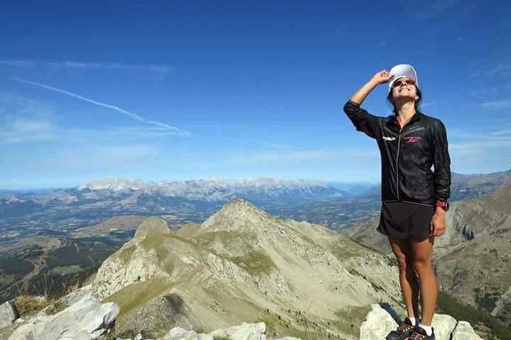 Tréningový beh v Južných Alpách