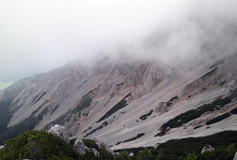 Žľaby Schneebergu