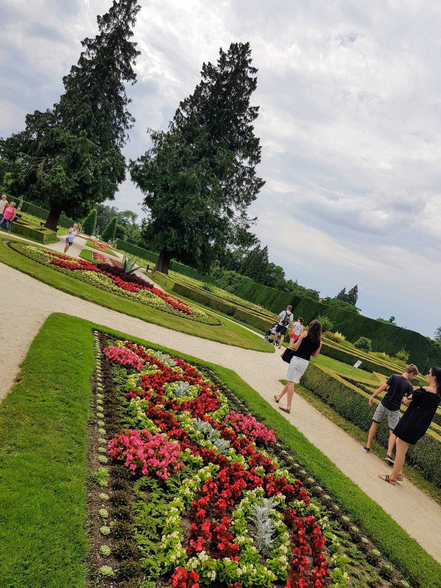09 Zámocká záhrada Lednice