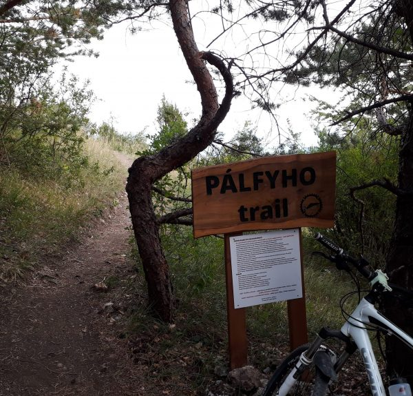08 Začiatok Páfyho trailu