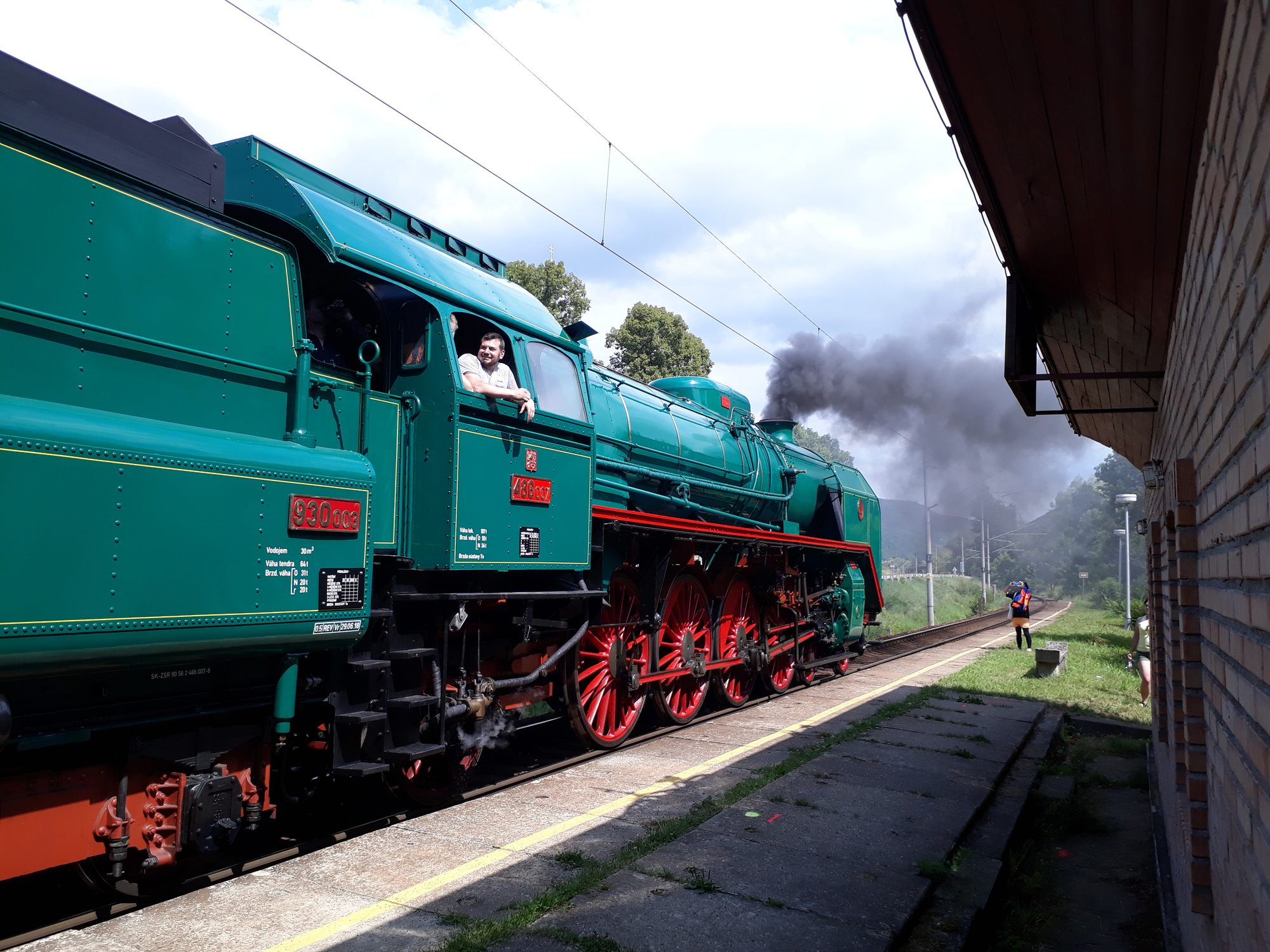 13 Historický vlak
