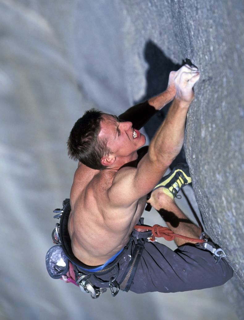 Tommy Caldwell DAWN WALL 1