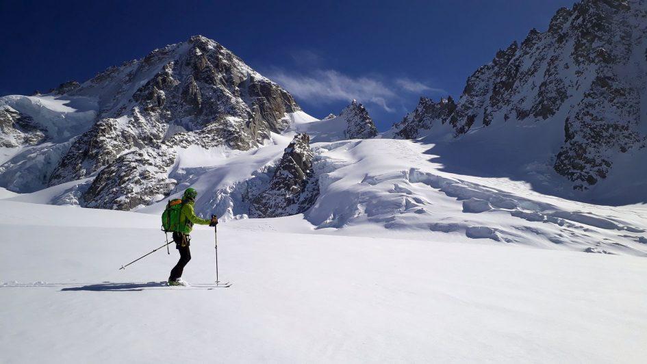 20 Glacier du Tour obdivujeme lajny lokálnych expertov