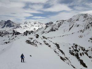09 Tesne pod vrcholom Mont Rogneux