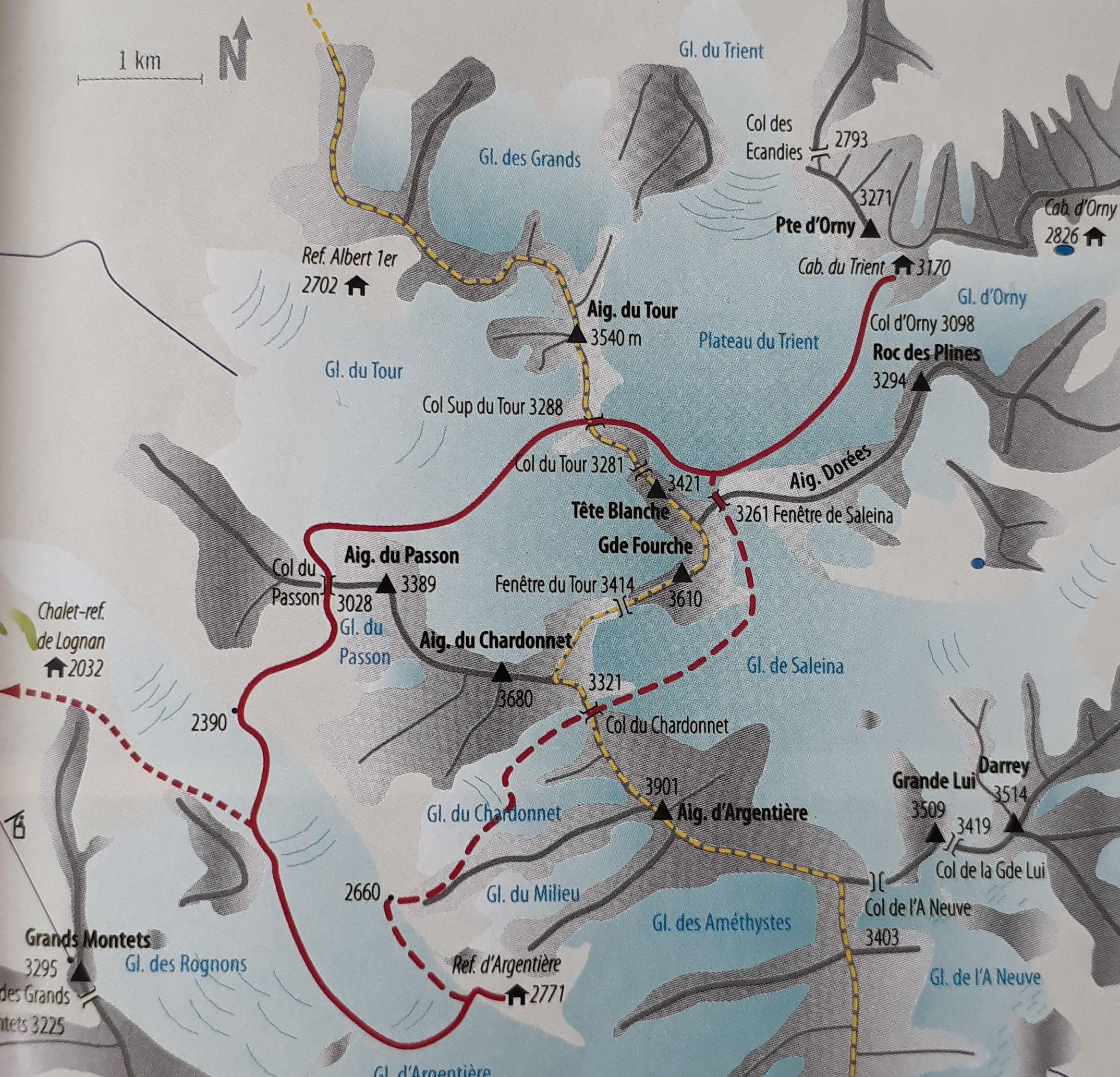 Mapka zo sprievodcu
