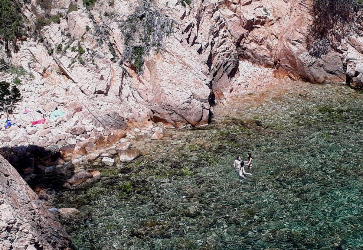 13 Cala del Moli spestrenie výhľadov