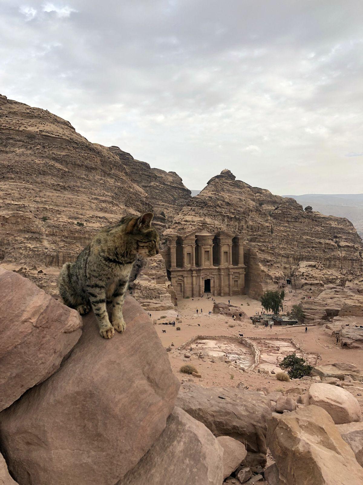 13 Jordánsko Petra