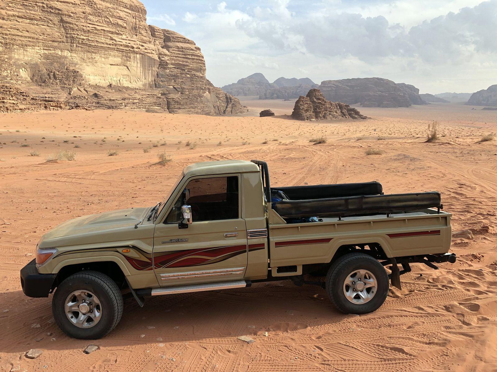 18 Jordánsko Wadi Rum