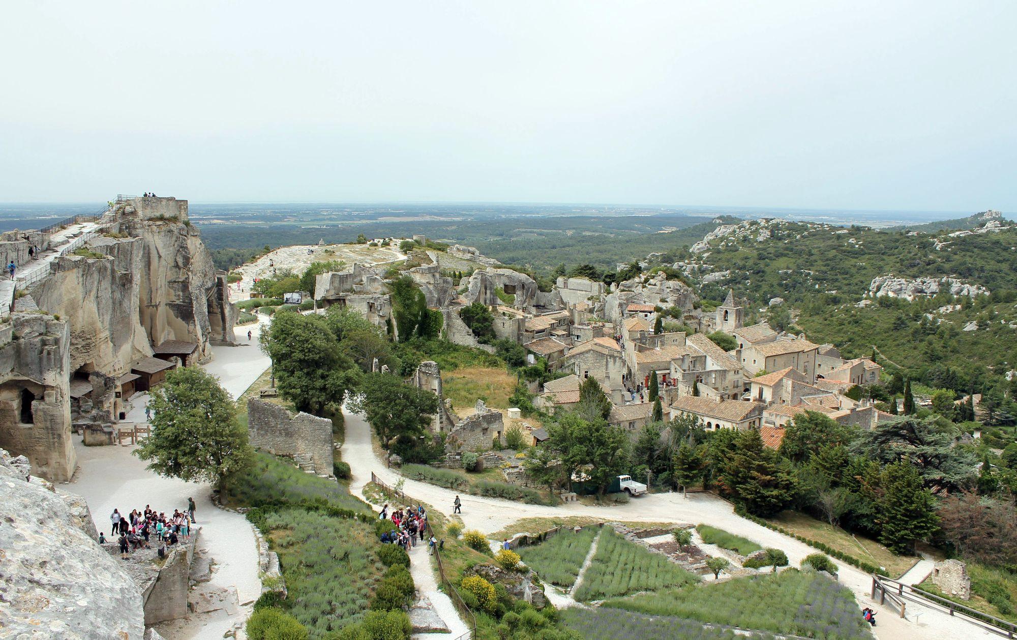 10 Les Baux de Provence