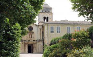 11 Saint-Paul de Mausole - Psychiatrická liečebňa v Saint-Rémy-de-Provence