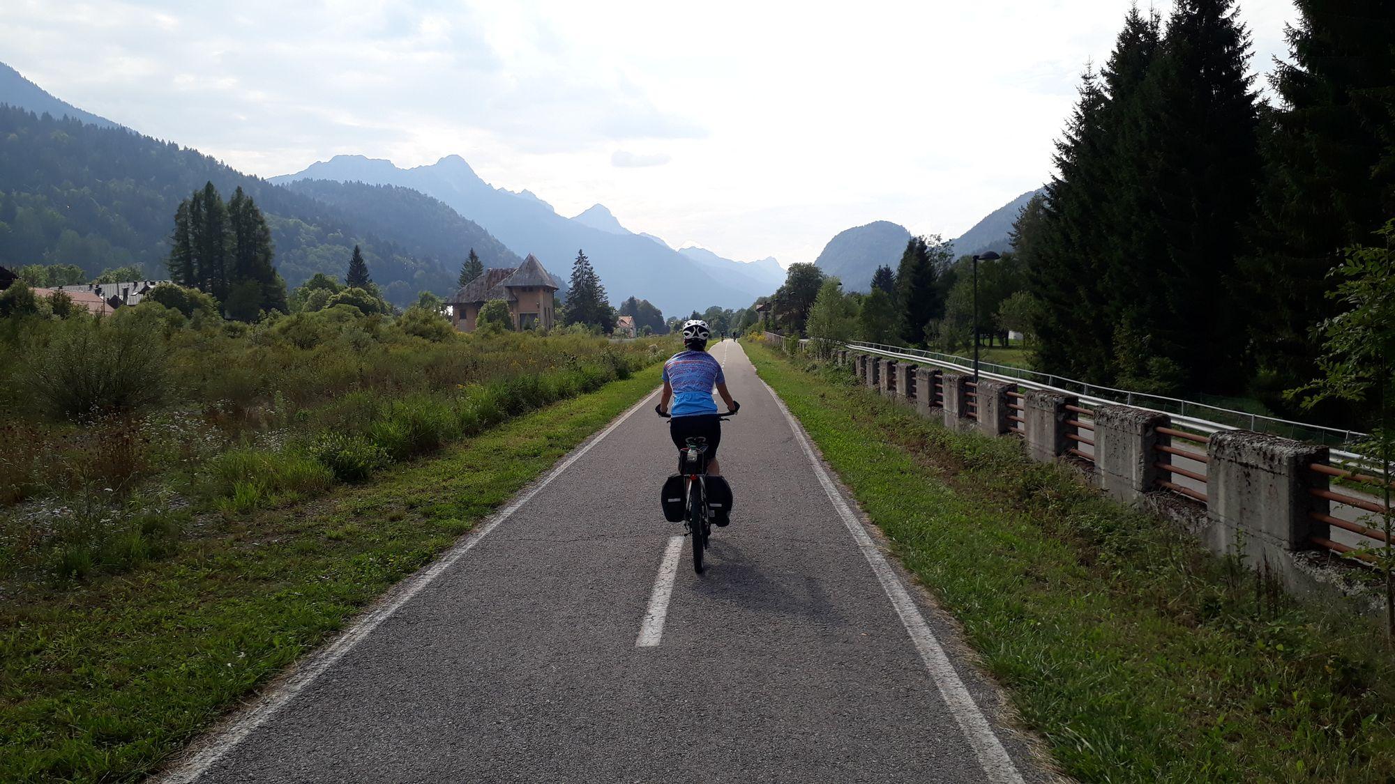 06 Ciclovia Alpe Adria
