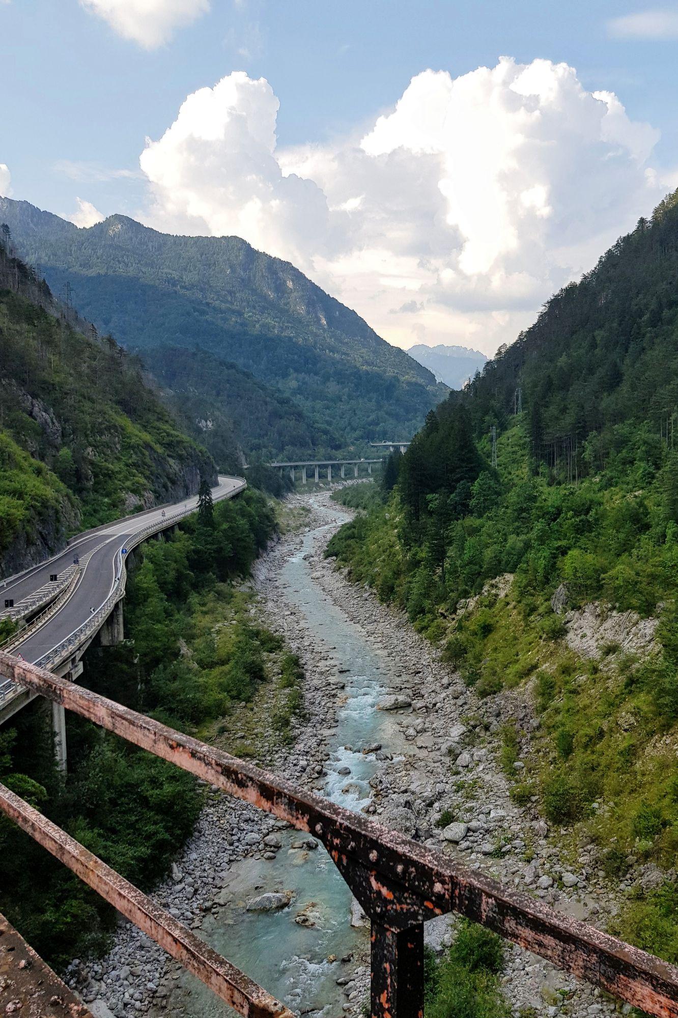 15 Ciclovia Alpe Adria