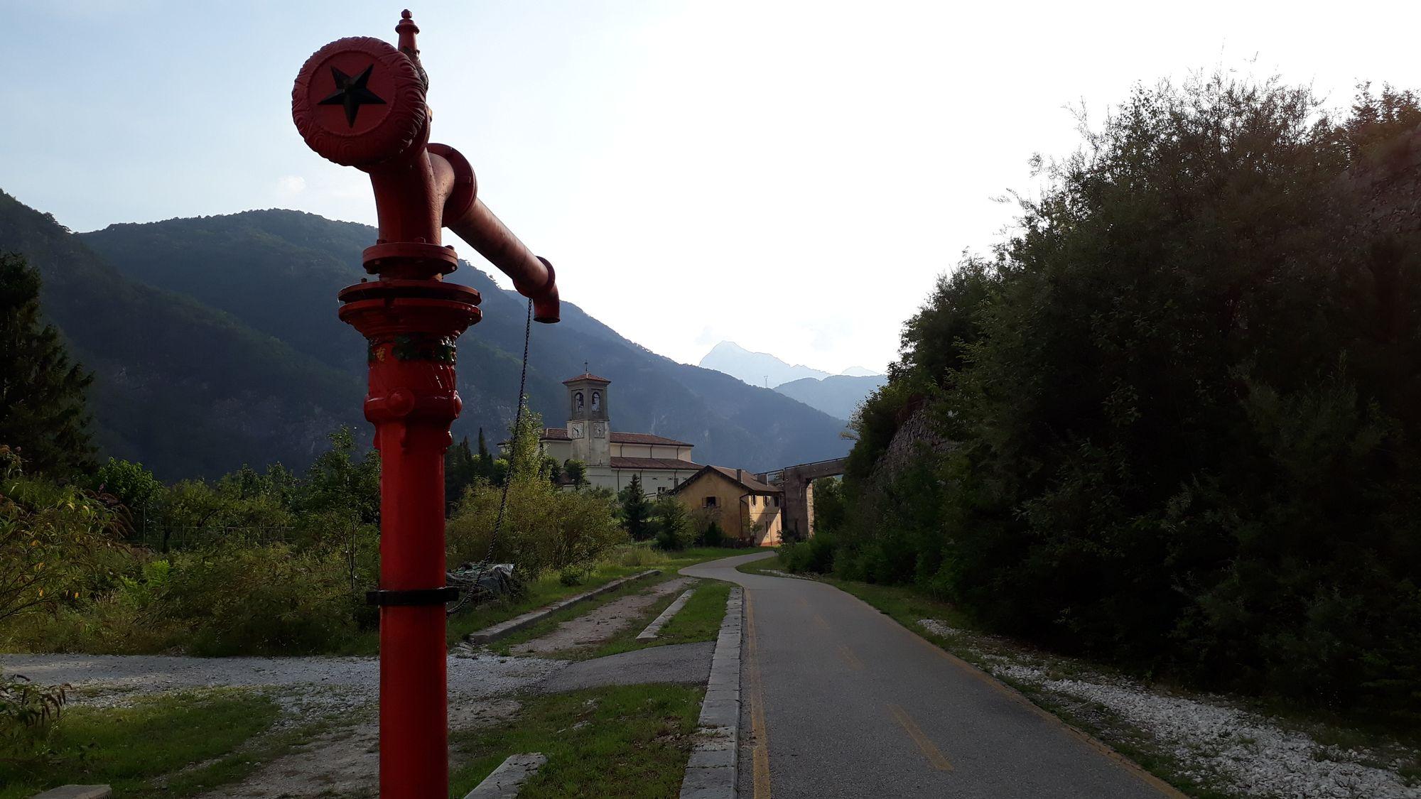 19 Ciclovia Alpe Adria