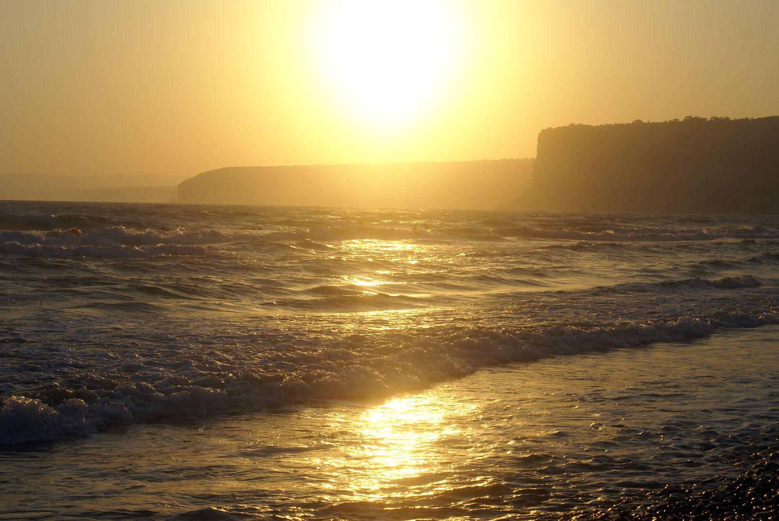 34 Kourion beach