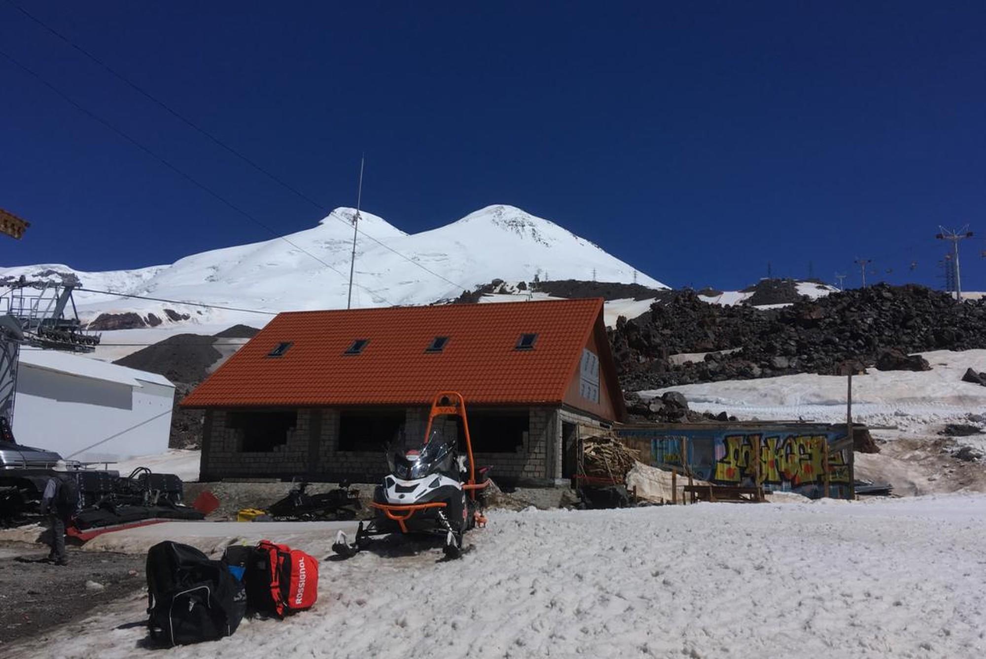 20 Elbrus