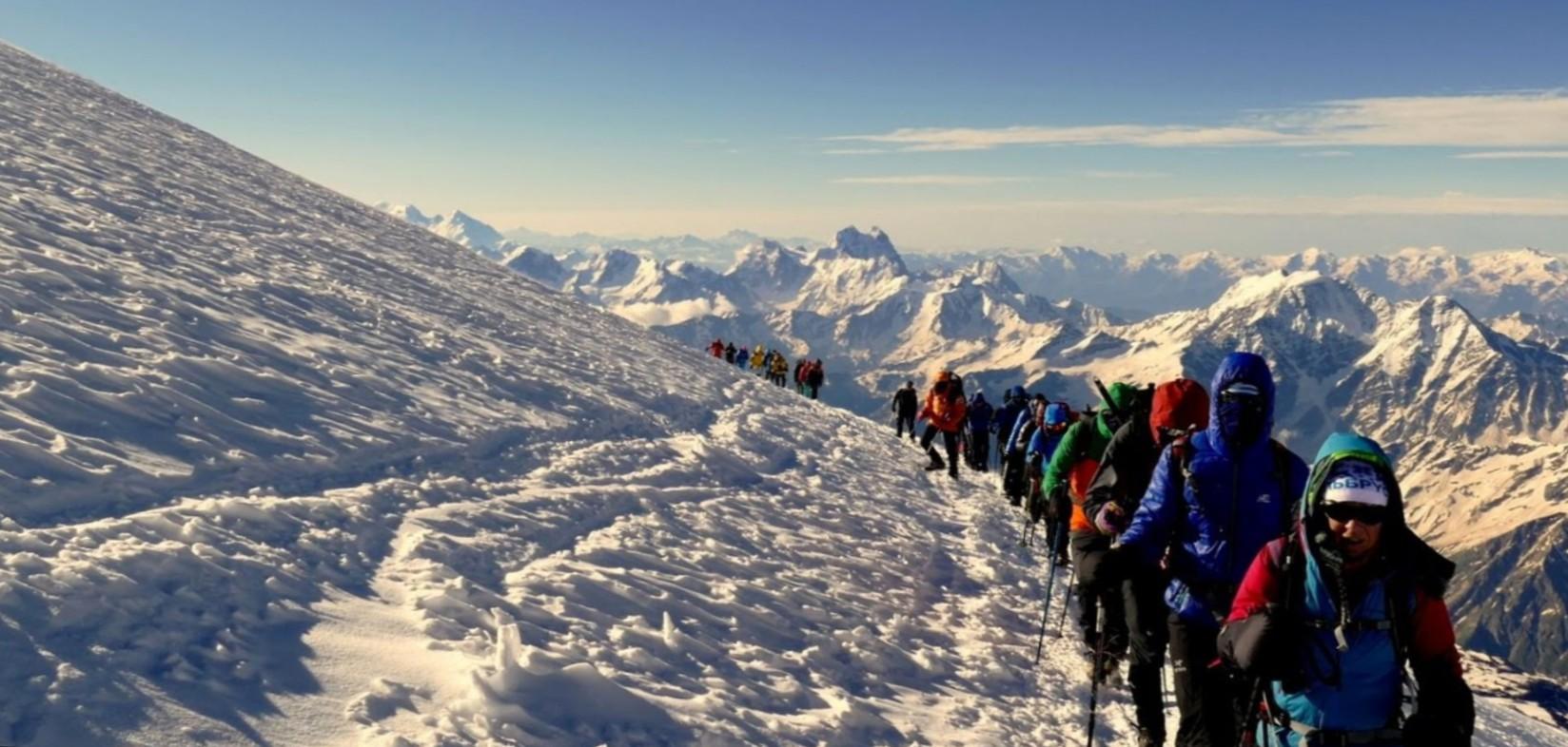 33 Elbrus