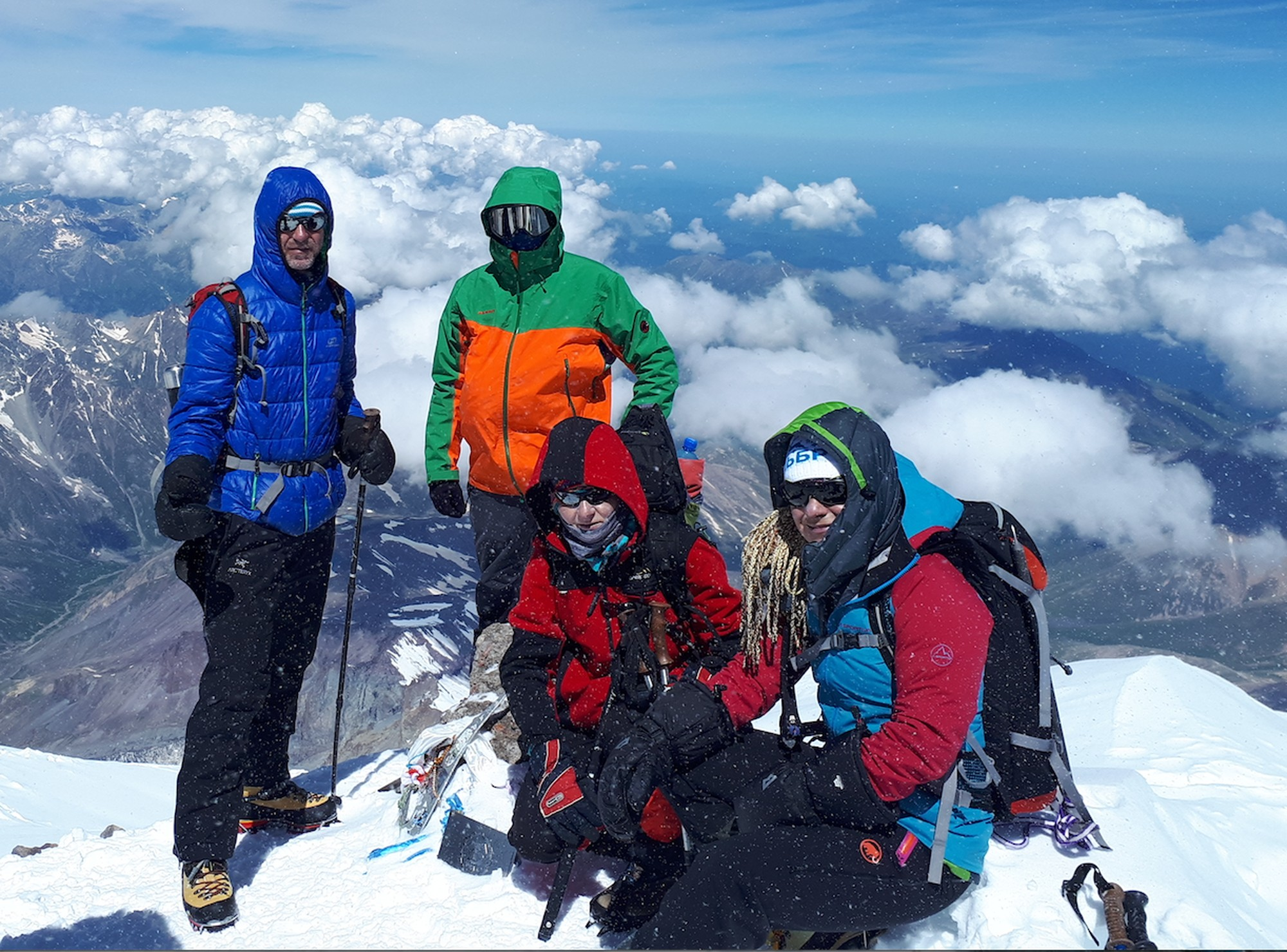35 Elbrus