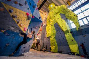 Lezecka stena K2 Bratislava 2