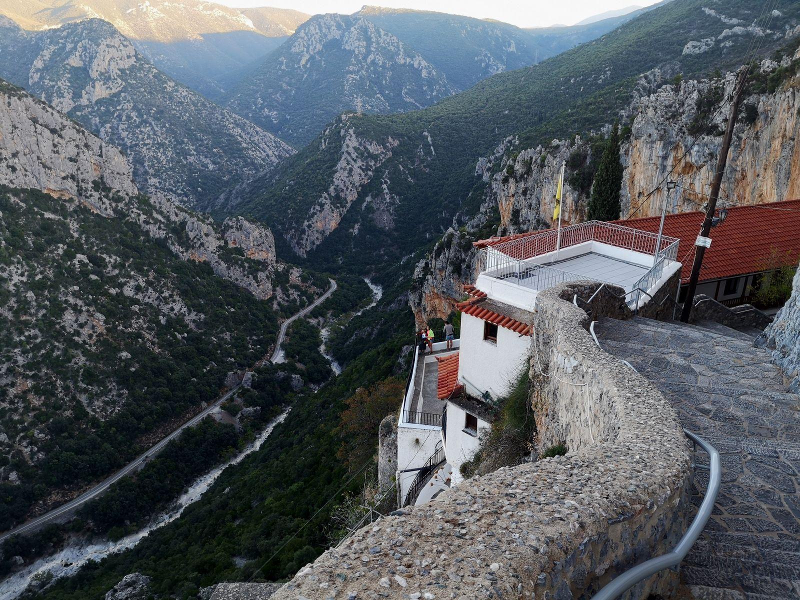 09 Leonidio Monastery Agiou Nikolaou Sintzas