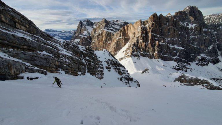15 Podľa fotky lyžovateľný úsek v reáli ani trochu