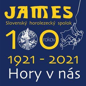 James 100 rokov