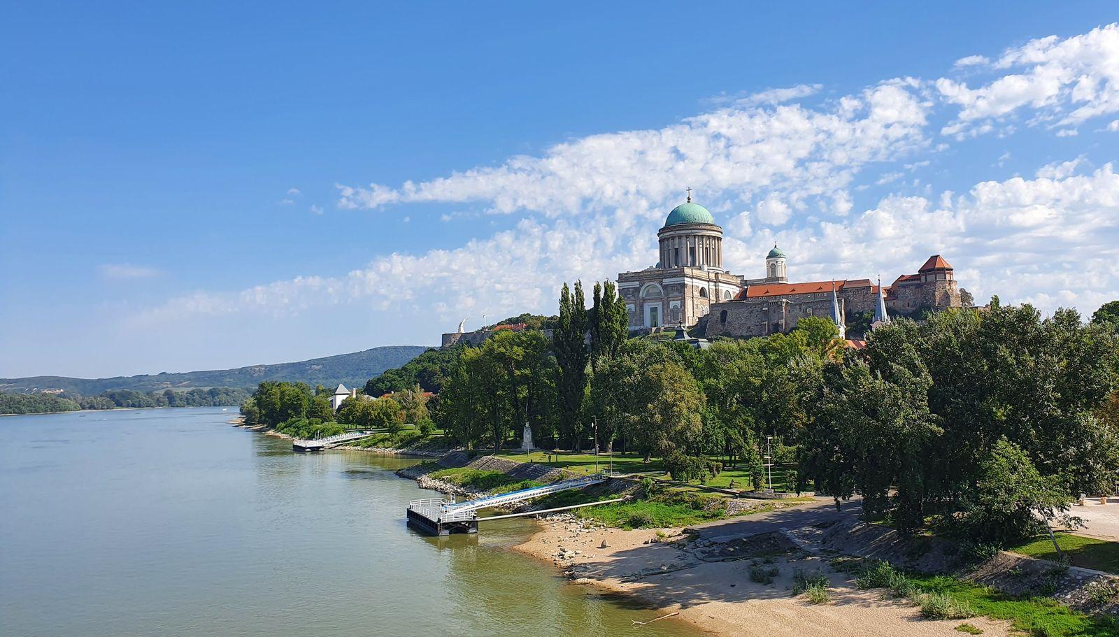 05 Leto pri Dunaji Ostrihomská bazilika