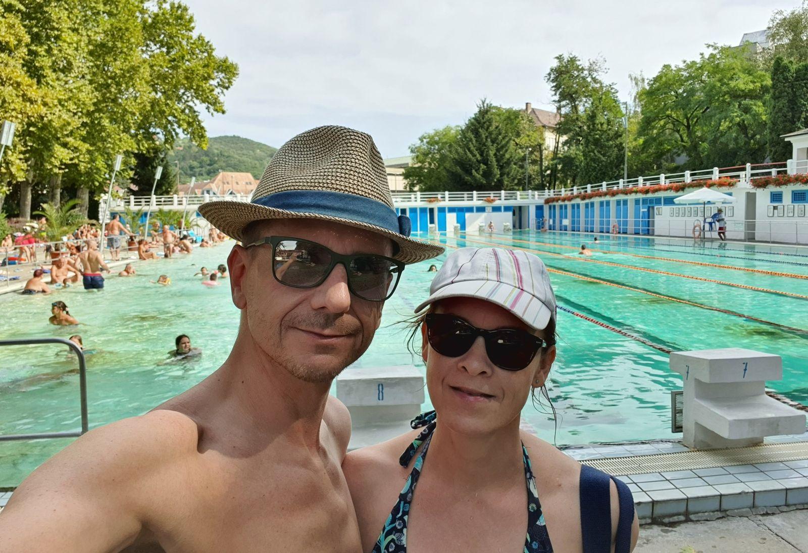 12 Leto pri Dunaji Szent István Strandfürdő