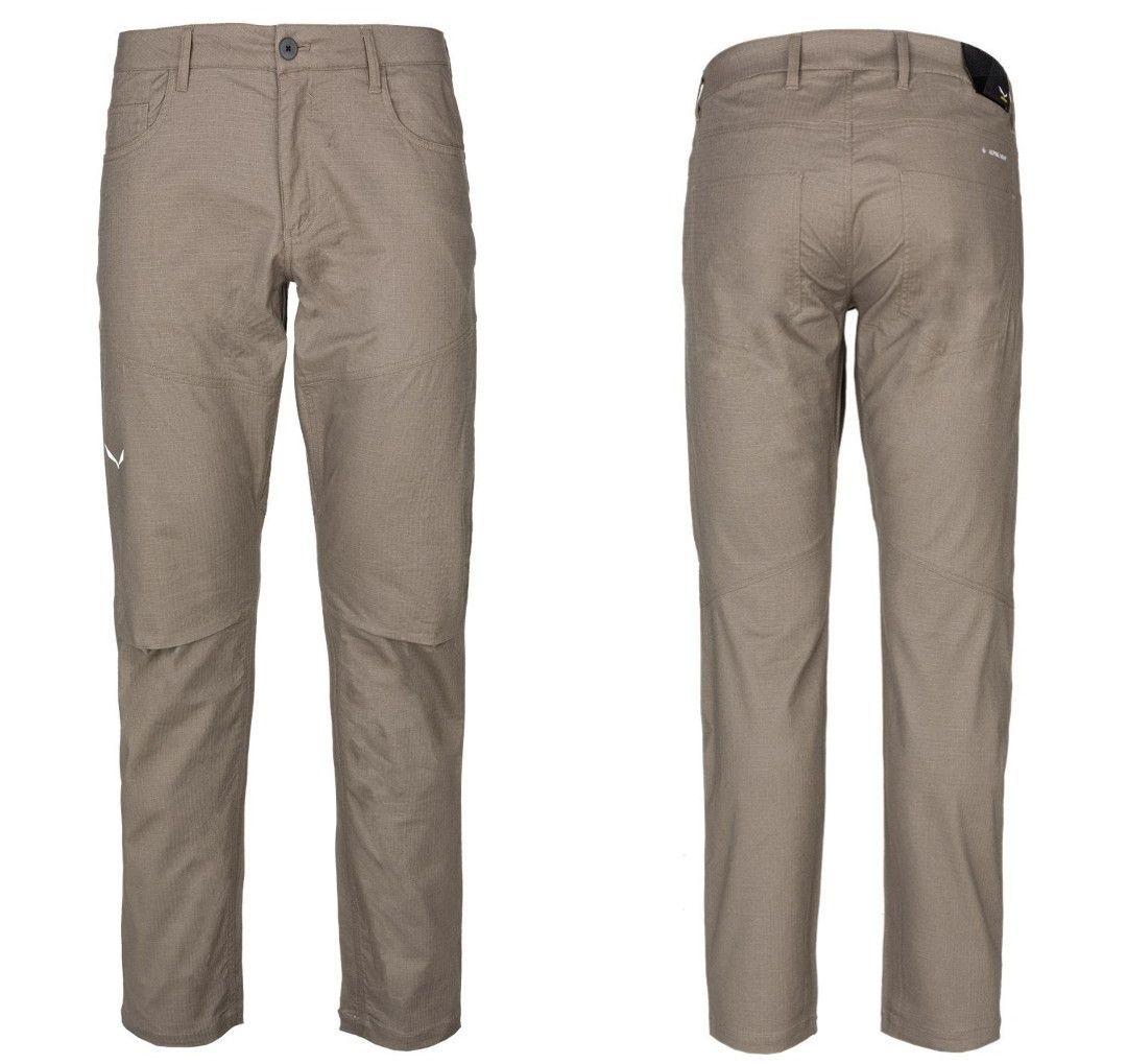 salewa 5 Pockets Alpine Hemp Mens Pant